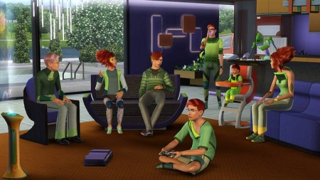 ���������� The Sims 3 ������ � ������� �����!