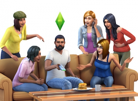 ������ 2014 ���� ������ ���� The Sims 4