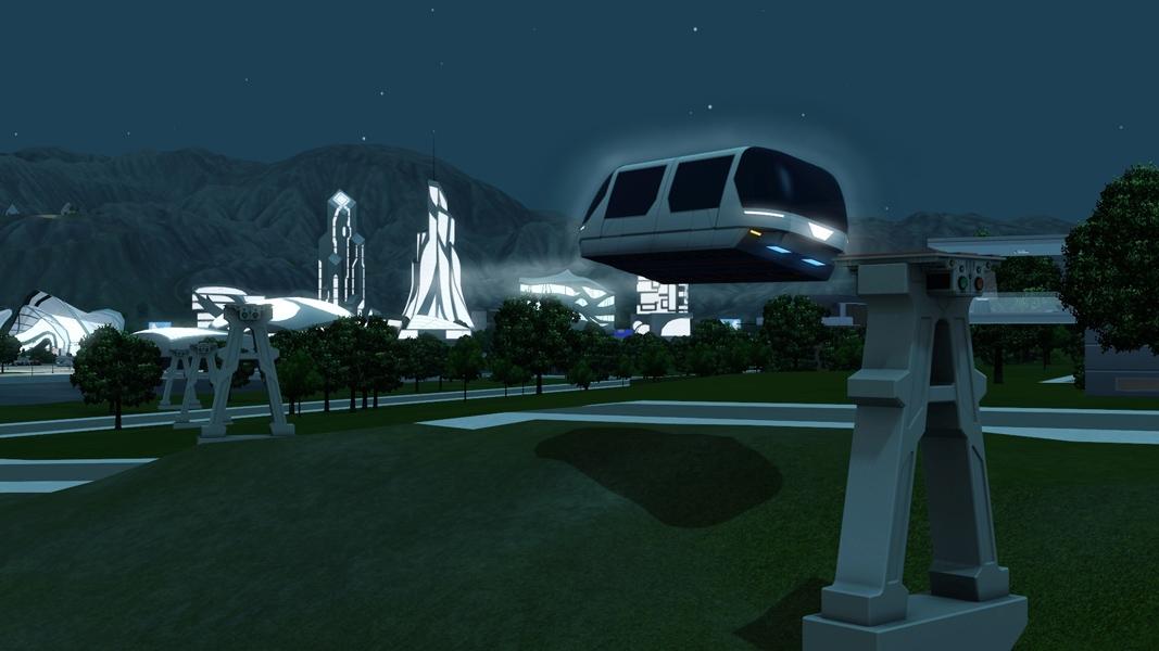 Добро пожаловать в Оазис приземления