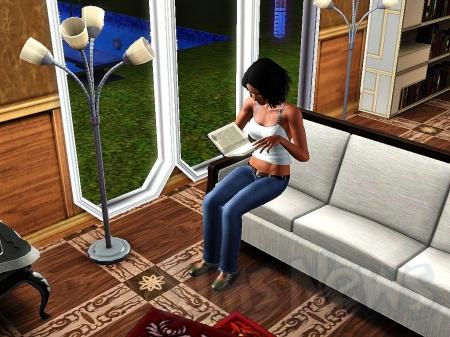Sims 3 рецепты как приготовить куриную печень - 03