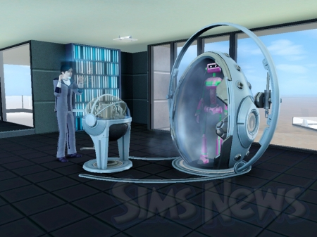 ��� ������� �������� � ��� ����������������� ��� � The Sims 3 ����� � �������