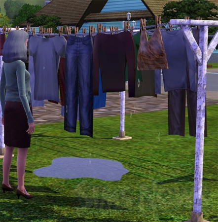 ���������� ������ � The  Sims 3 � ������