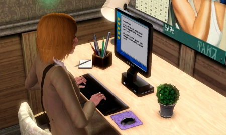 ��� ���������� ������������ � The Sims 3