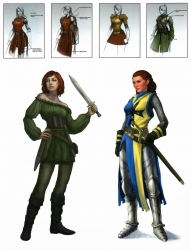 �������-����  ���� The Sims Medieval