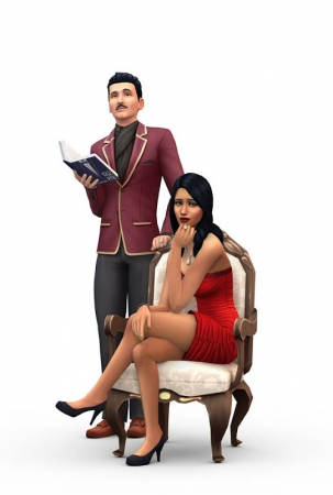 ��� �����  ����� ����� The Sims 4!