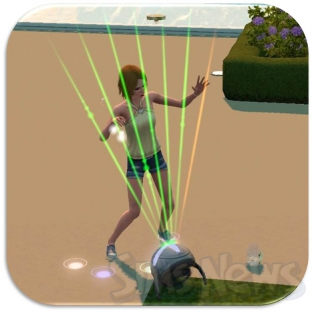 ����� ���� �� �������� ����-�-���� � The Sims 3 ����� � �������