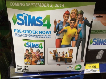 The Sims 4 ������ 2 �������� 2014