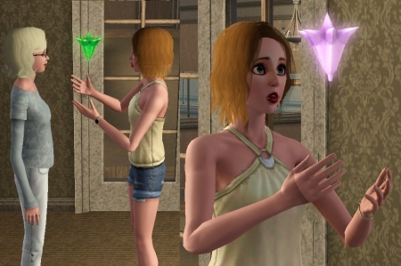 ����������� �������� � The Sims 3 ����� � �������