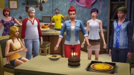 �������� � The Sims 4