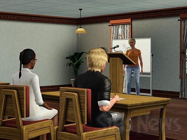 Как в sims 3 стать феей - 3