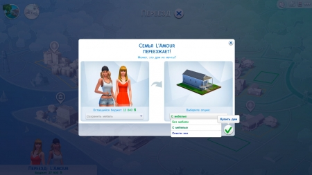 ��� ��������� � The Sims 4 � ������ ���