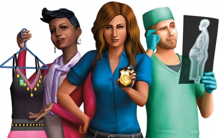 The Sims 4: �� ������ - ����������