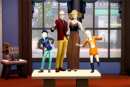 The Sims 4 �� ������! - ����������� �����. �����