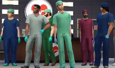 The Sims 4 �� ������! - �� ��������. �����