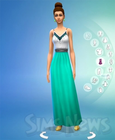 ������� ������ � The Sims 4 �� ������. �����