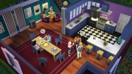 The Sims 4 �������� �����: ���������,  ��������, ������