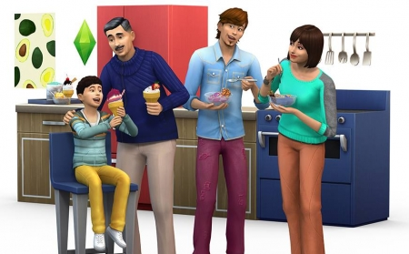 2 ����� �������  �������� The Sims 4 �������� �����