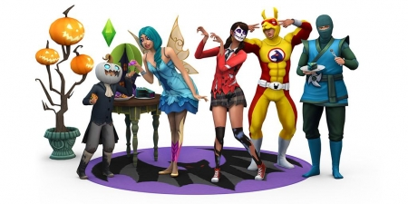 ����� �������  The Sims 4   ������ ����!
