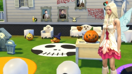 ������� �������� The Sims 4 ������ ����