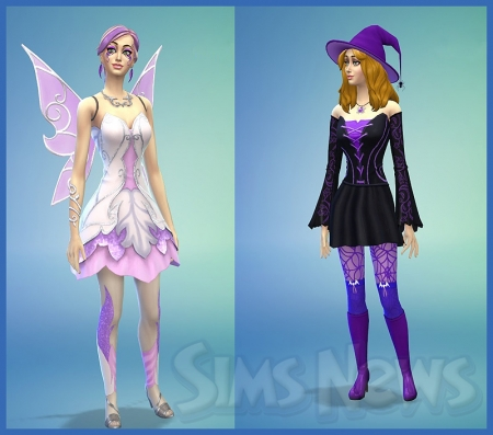 ���������  �������� � ������ �������� The Sims 4 ������ ����