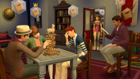 The Sims 4 ��������� ������! ������ �������� �������