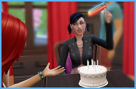 ��������� � ����� ��� �������� � The Sims 4