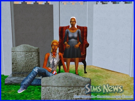 ����� ����������� � ��� ������ �  The Sims 2