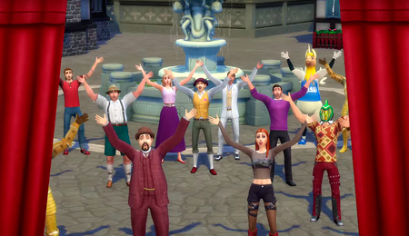 �The Sims 4 ���������� ������!� - ����������� � ����������!� - ����������� �����