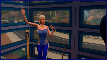 ������� ����� ������� � The Sims 4