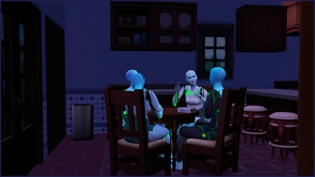 � ���������� � ���� The Sims 4