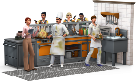 ����� ������ The Sims 4