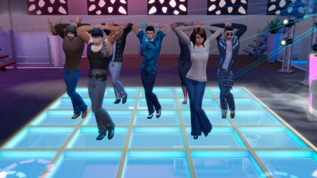 ��������� � ������� � The Sims 4 ��������� ������