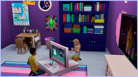 ������������������ � The Sims 4 ������� �������. �������� � ���������