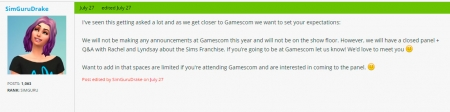 The Sims 4 �� Gamescom �� �����
