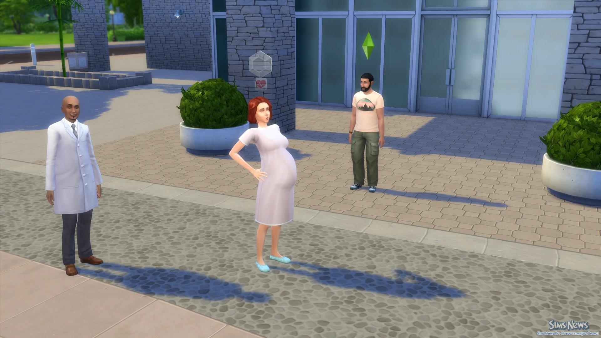 Как в Симс 4 родить девочку - рабочий способ 7