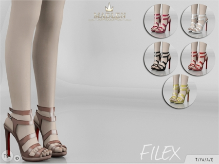 Madlen Filex Shoes. ��������� ��� �����