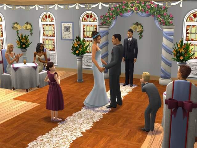 The Sims 2 Торжества. Каталог The Sims 2 Celebration Stuff. Описание