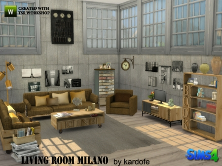 Living room Milano - ������ � ����� ��� �������� �������