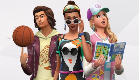 ��������� ����������  ��� �The Sims 4 ����� � ������ �� �� � ���