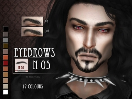 Eyebrows N05. ����� ��� �����