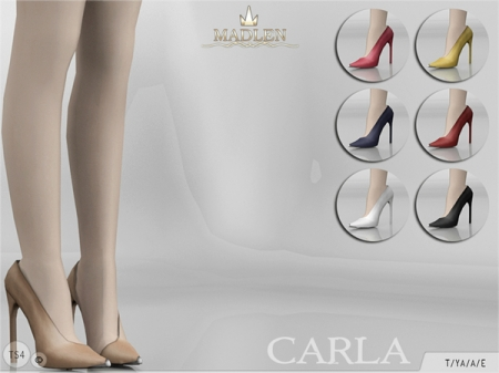 Madlen Carla Shoes. Туфли для симок