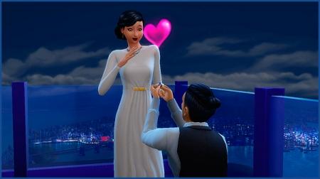 Дружеские, враждебные и романтические отношения в Симс 4