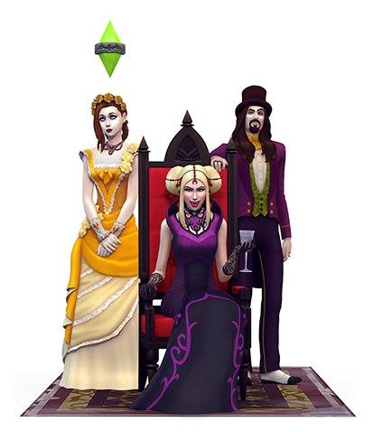 скачать игру симс 4 вампиры на компьютер - фото 5