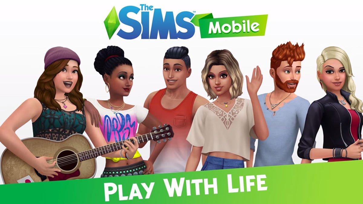 Картинки по запросу the sims mobile