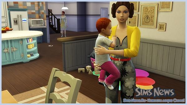 Как сделать так чтобы в симс 4 подросток забеременел