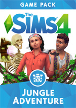 The Sims 4 Путешествие в джунгли