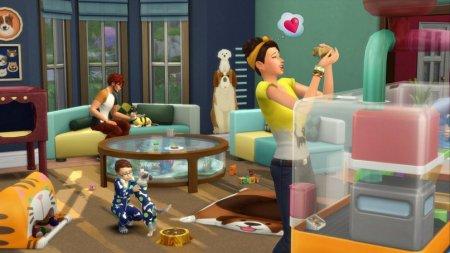 Каталог The Sims 4 Мой первый питомец