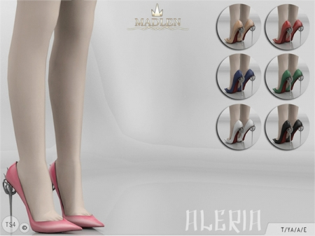 Madlen Aleria Shoes. Туфли для симок
